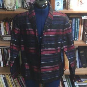 Talbots SZ 12 Tailored Jacket H